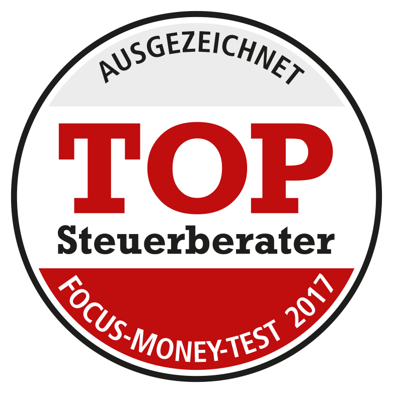 TOP-Steuerberater Button 2017